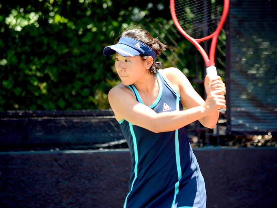 バークレー・テニスクラブ・チャレンジ(アメリカ・バークレー)女子シングルスでベスト4に輝きました!
