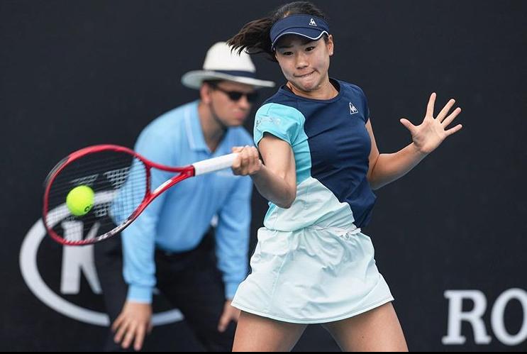 WTAタイ・オープン女子シングルスにて準決勝へ進出決定!