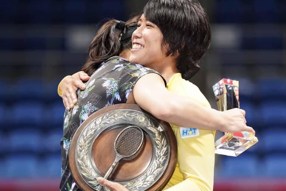 三菱全日本テニス選手権95th女子シングルス・日比野菜緒選手が準優勝!